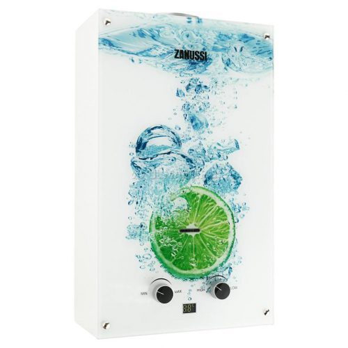 Zanussi GWH Fonte Glass Lime