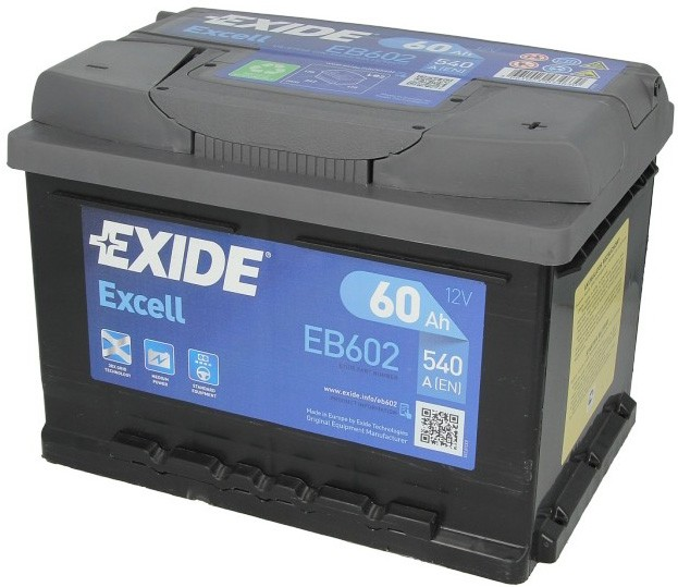 Exide-Excell-EB602